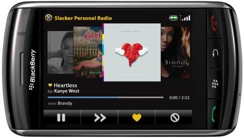 BlackBerry Music llega a España