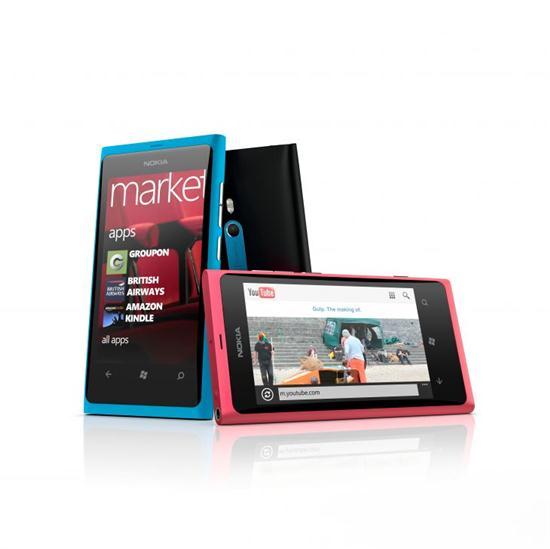 El nuevo Lumia 800 marca récord de reservas en Nokia