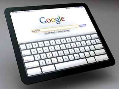 Google lanzará su propia tablet en seis meses