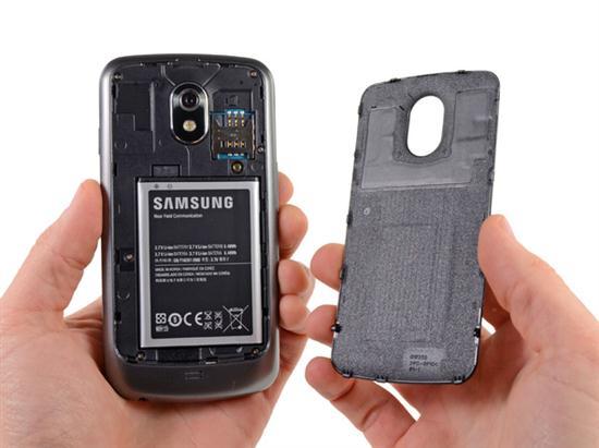Al desnudo: Samsung Galaxy Nexus