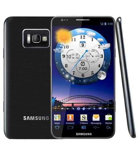 ¿Es esta la primera foto hecha con un Samsung Galaxy S3?
