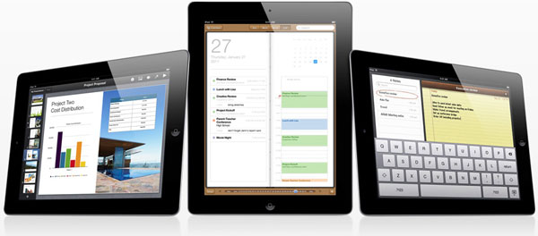 El iPad 3 heredaría prestaciones del iPhone 4S