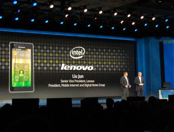 Intel fabricará los procesadores de los smartphones de Motorola y Lenovo