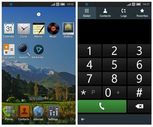 Así luce Tizen, el nuevo SO de Samsung