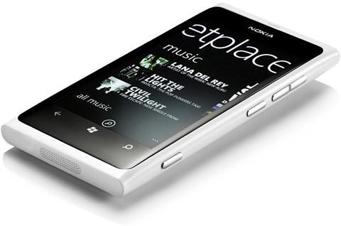 Nokia Lumia 800 y Samsung Galaxy Nexus, disponibles en blanco