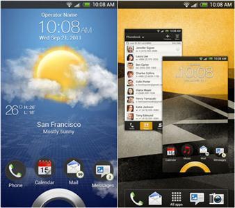 HTC Endeavour, más información y nueva ilustración