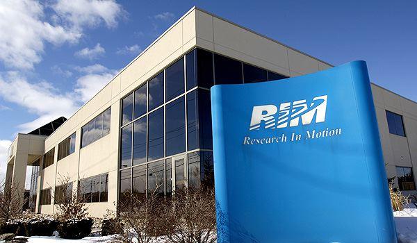 RIM se pone en venta