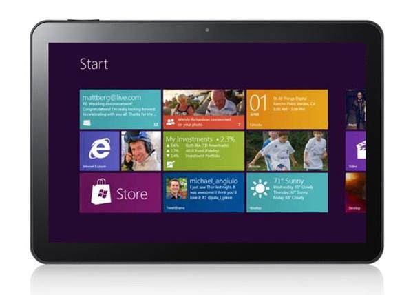 Samsung lanzará smartphones y tablets con Windows 8