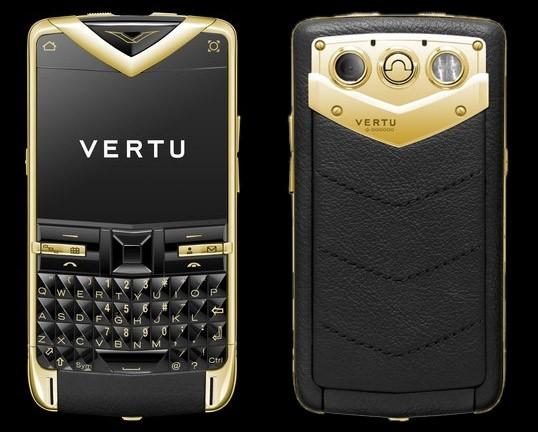 Nokia estaría pensando vender Vertu, su división de móviles de lujo