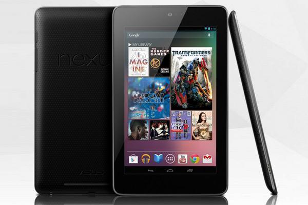 Google se adentra en el mundo tablet con Nexus 7