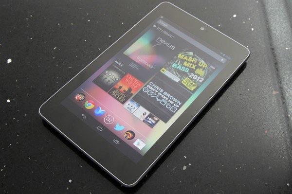 El Nexus 7 llegará a España con Android 4.1.1