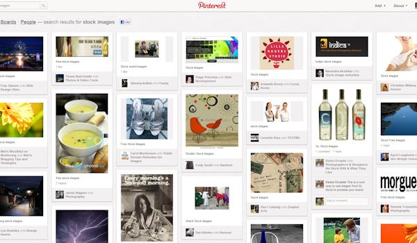 Pinterest ya disponible para Android