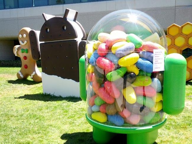 El Samsung Galaxy S2 recibirá Android 4.1 a partir de septiembre