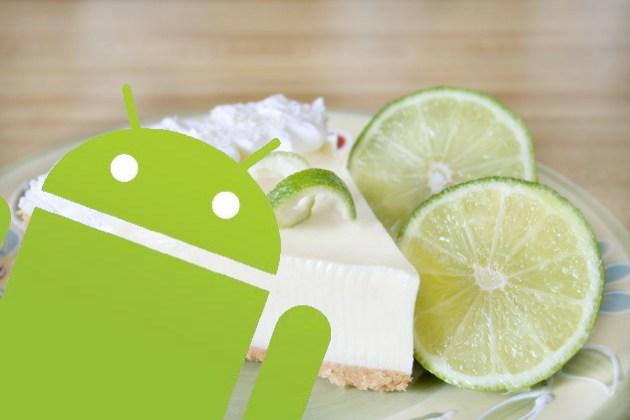 Android 5.0 aparece en un nuevo móvil de Sony