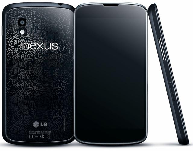 Comienza la venta en Europa del Nexus 4, Nexus 7 y Nexus 10