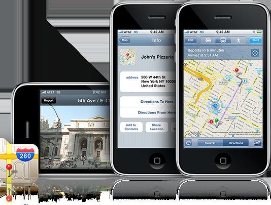 ¿Aprobará Apple Google Maps para iOs 6?