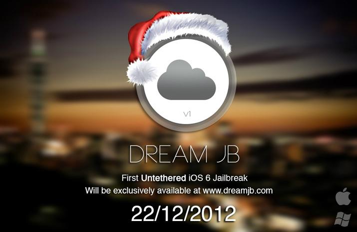 Jailbreak untethered para iOS 6 disponible el 22 de diciembre