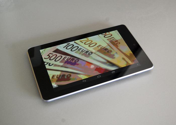 """Google estaría trabajando en un tablet """"super low cost"""""""