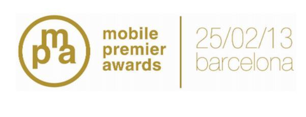 Tres apps españolas finalistas Mobile Premier Awards 2013