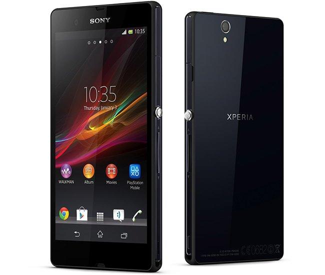 Sony Xperia Z, calidad ante todo