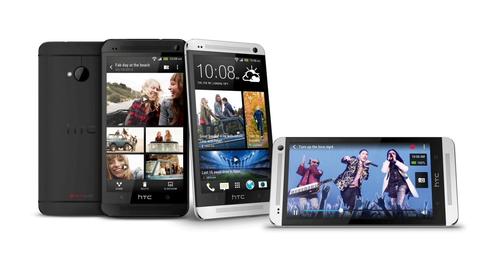 HTC One, el nuevo Android de la taiwanesa