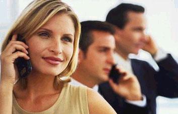 Dos millones y medio de líneas móviles menos en 2012