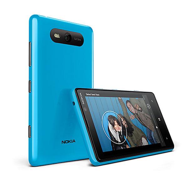 Yoigo añade a su catálogo el Nokia Lumia 820