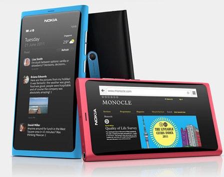 Amazon comienza a vender todos los teléfonos de Nokia