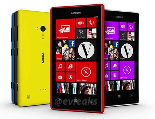 Se filtran las primeras imágenes de los Nokia Lumia 520 y 720