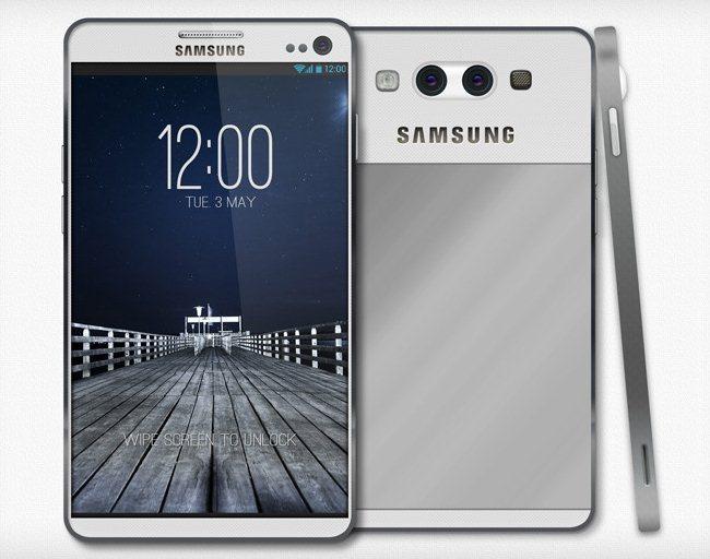 El samsung Galaxy S4 podría equipar una tecnología de pantalla sorprendente