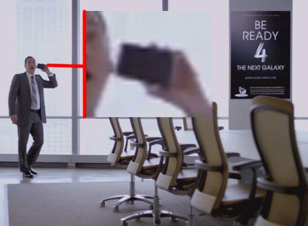 Primer vídeo oficial del Samsung Galaxy S4