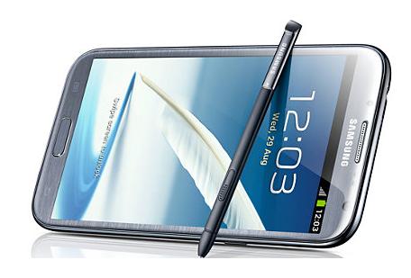 El Samsung Galaxy Note 3 podría ser presentado en septiembre