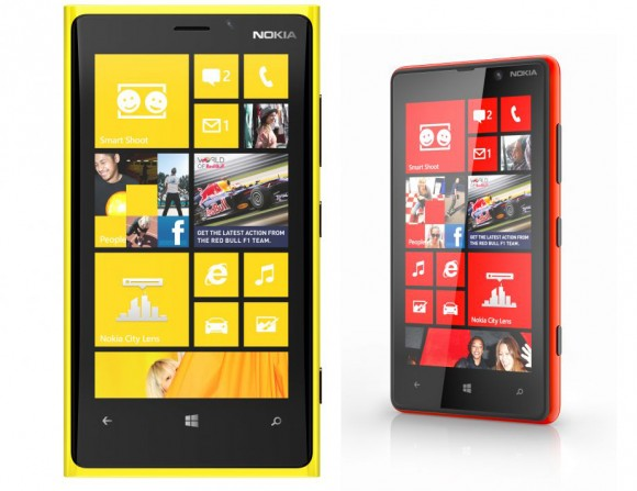 Los Nokia Lumia 920 y 820 tendrán radio FM en breve