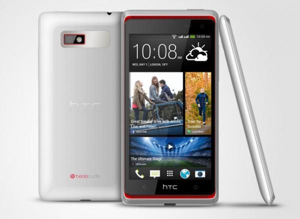 Presentan el nuevo HTC Desire 600