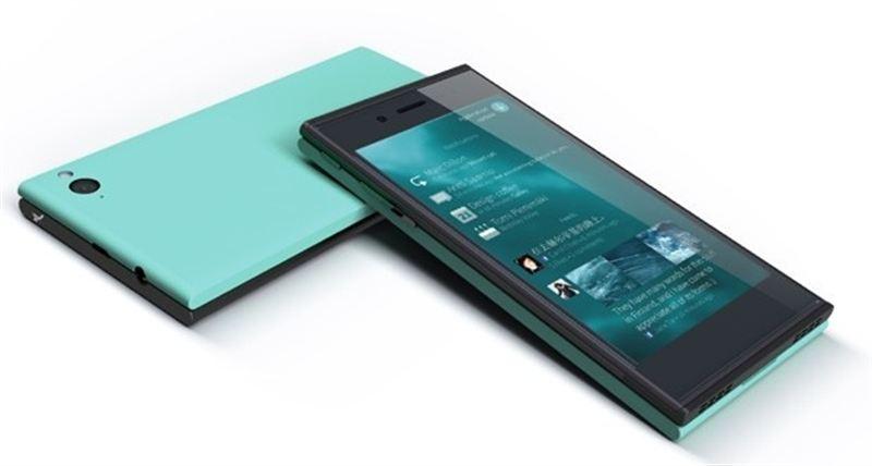 Ex empleados de Nokia presentan Jolla, el primer smartphone con Sailfish