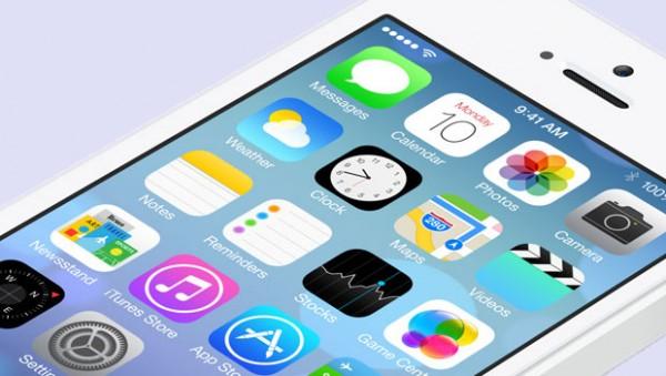 Apple vela por el uso de iOS 7