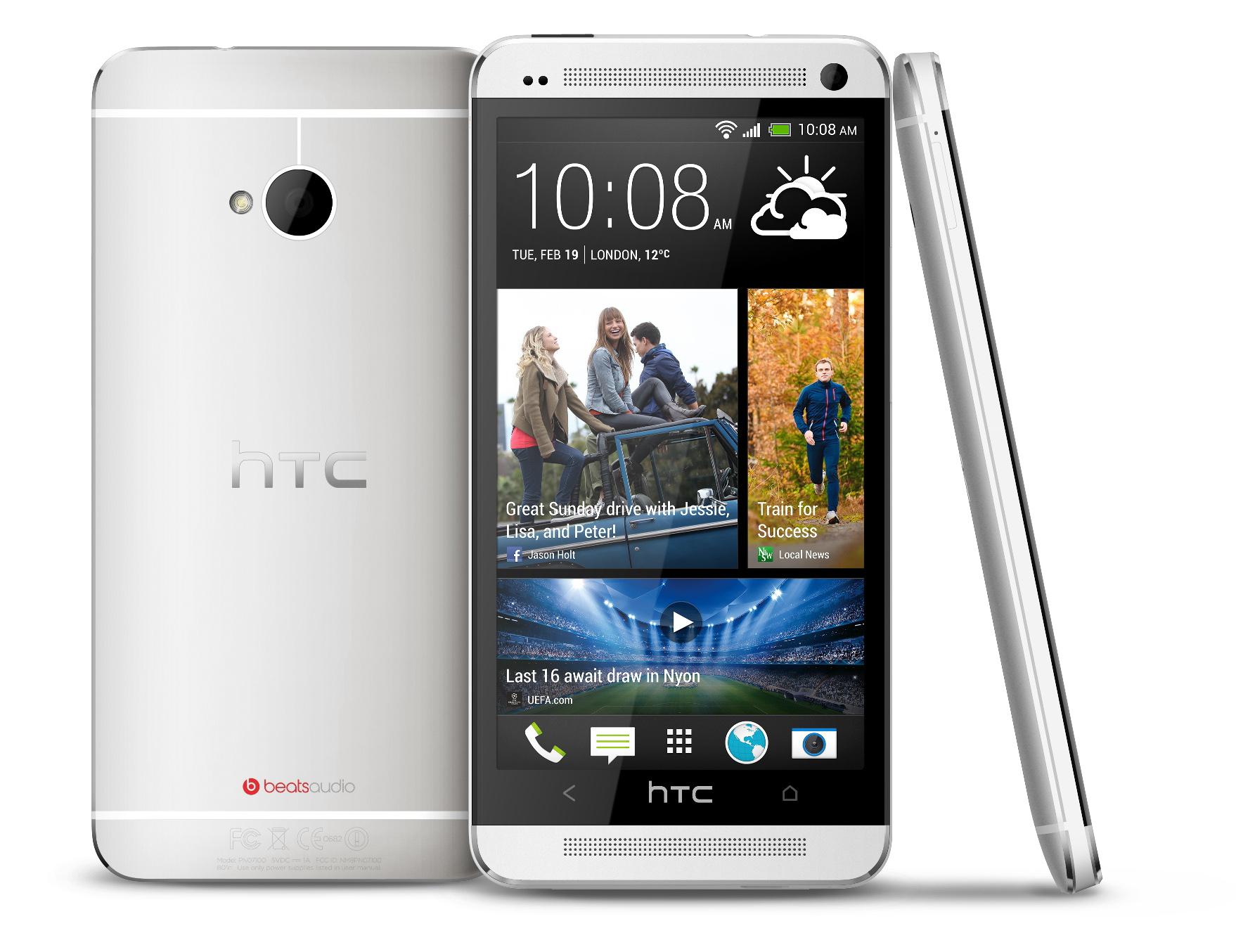 Malos tiempos para HTC