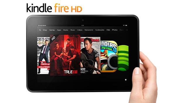 Filtran detalles de las nuevas Kindle Fire HD