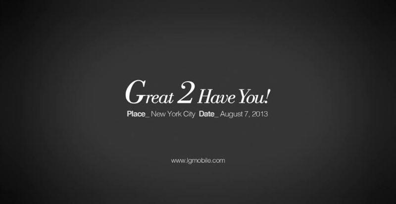LG prepara un evento el próximo 7 de agosto. Tenemos el adelanto de lo que se verá