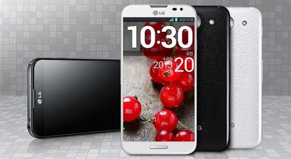 Se pone a la venta en España el LG Optimus G Pro