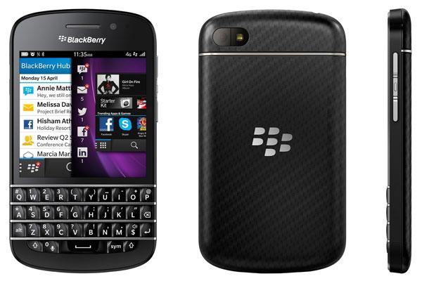 BlackBerry continúa teniendo malas ventas