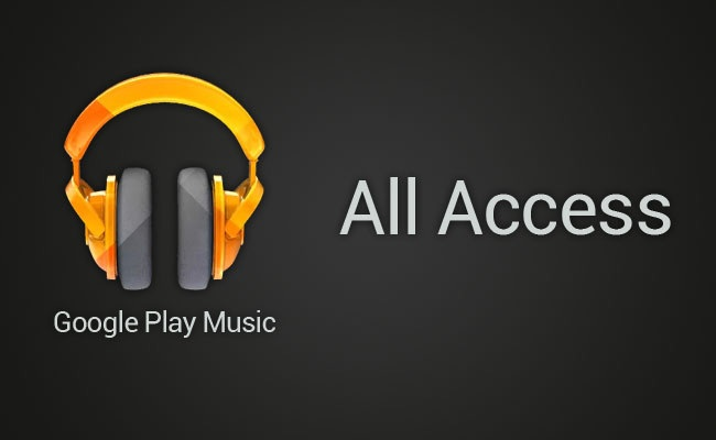 Google Play Music All Access llega a España
