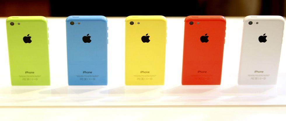 Apple presenta sus nuevos smartphones. Llega una nueva era low cost para la compañía