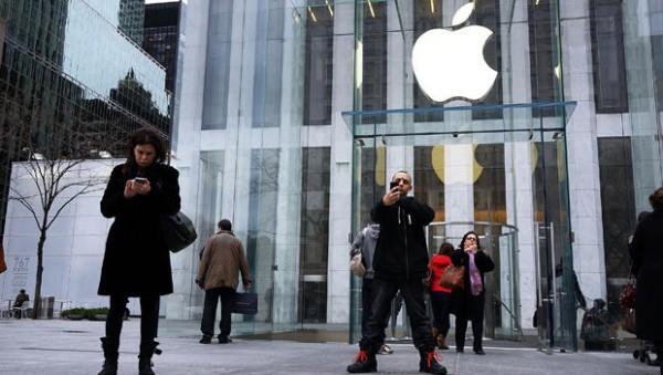 Apple calienta motores para septiembre