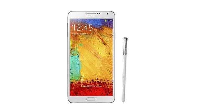Samsung presenta su nuevo phablet Galaxy Note 3