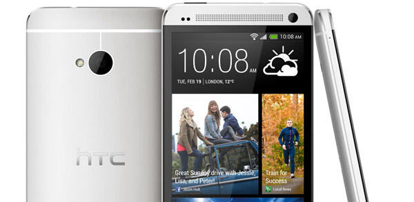 HTC One recibirá nueva actualización de Android