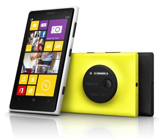 Vodafone añade a su catálogo el Nokia Lumia 1020