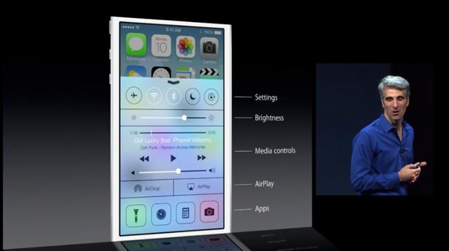 ¿Qué hay de nuevo iOS 7?