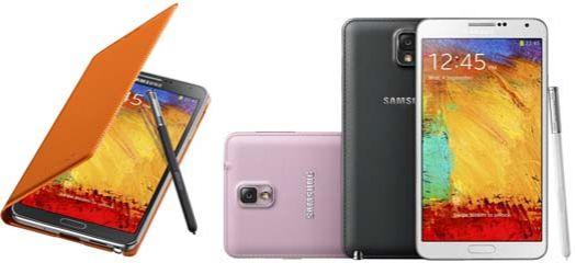 El Samsung Galaxy Note 3 tendrá un precio en España de 749 euros