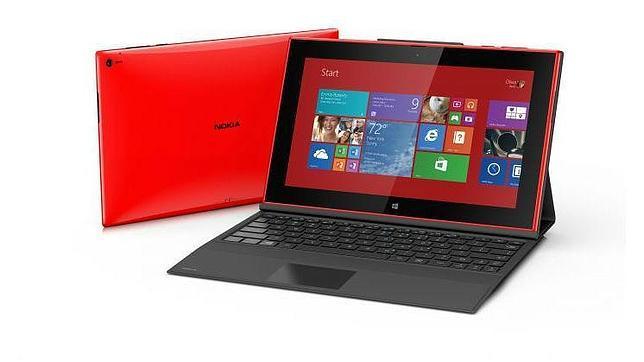 Nokia entra en el mercado tablet con su Lumia 2520
